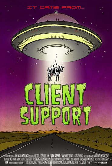 1 Better Client Support